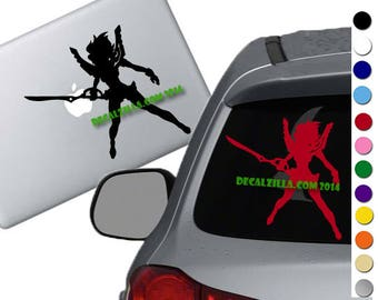 0983c768a1c Kill La Kill Decal Sticker -For cars