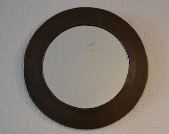 Ronde Spiegel Goud : Salontafel marcia spiegel en metaal koper of goud