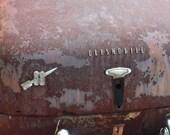 Oldsmobile 88 rear