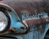 Ford Fairlane, rust can&#...