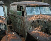 Willys Jeeps, dreaming of...