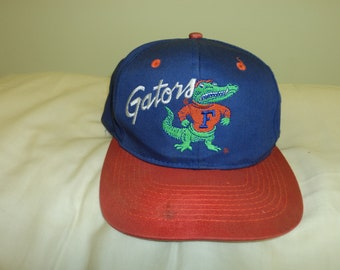 4ba2d197 Vintage Florida Gators Baseball Hat