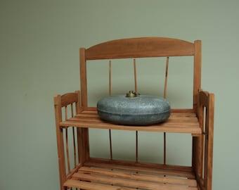 Vintage 1930s Antique Bed Warmer