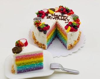 Dollhouse Cake Etsy