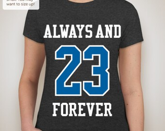 1a6bbea4717d Always   Forever Tee - One Tree Hill
