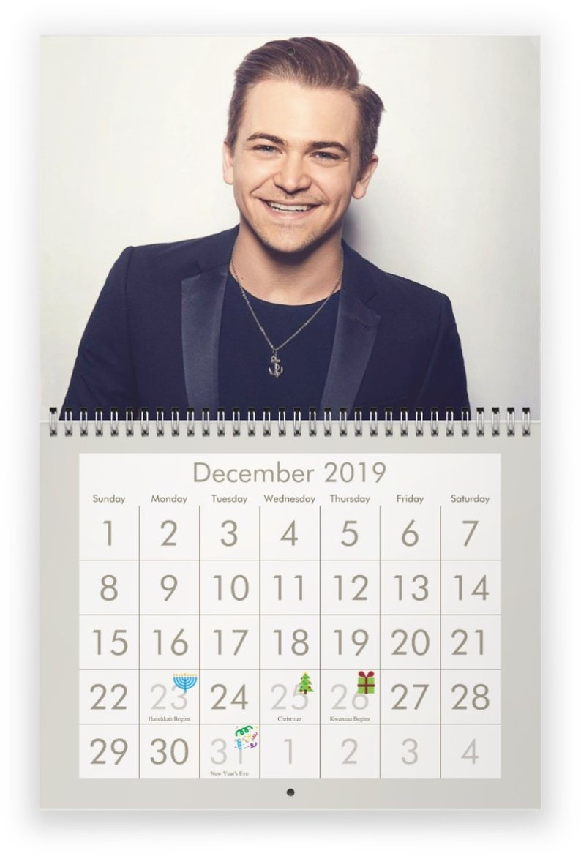 Hunter hayes dating 2020 calendar