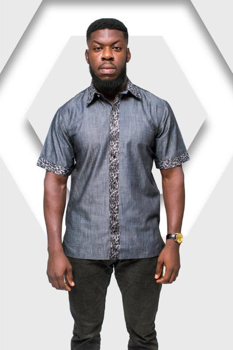 6d77cfa4f99b Leopard Print Shirt Mens - DREAMWORKS