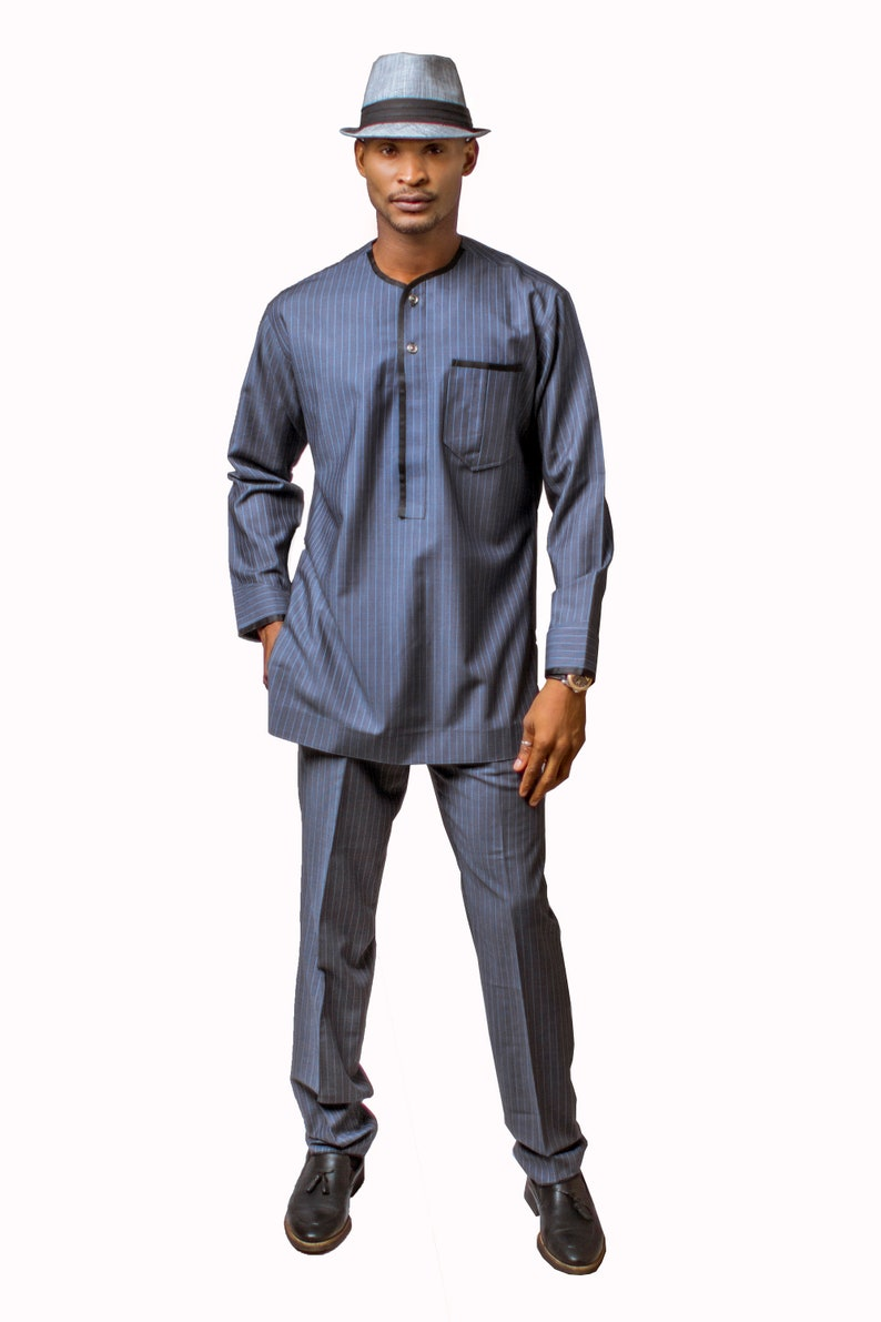African Mens Clothingafrican Mens Suitafrican Mens Etsy