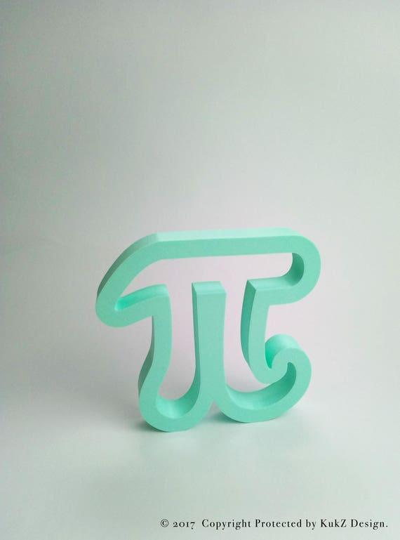 Pi Gifts Pi Symbol Pi Day Math Symbols Gift For