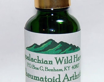 Rheumatoid Arthritis Formula