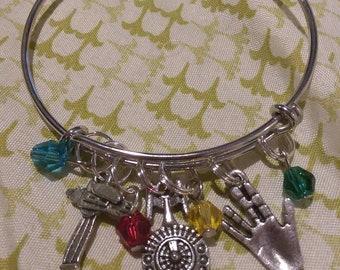 Star Trek Original series Charm Bracelet