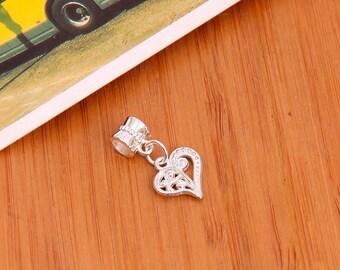 Scissors charms Silver charms 15 pcs Pandora charms Charms f940bb88b03ed