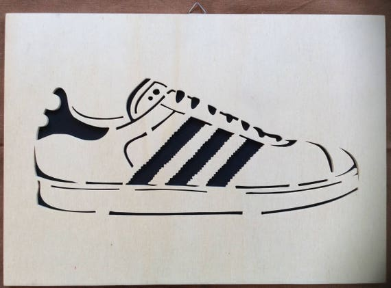 official photos 20dbe 9707f adidas superstar drawing by