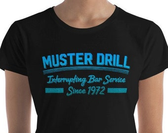 ebff28bf9099 Muster Drill Shirt Cruise Shirt Funny Cruise T Shirt Cruising Shirts  Cruising Gifts Boat Shirts Love Cruise Shirt Sea Love Gift Cruise Ship