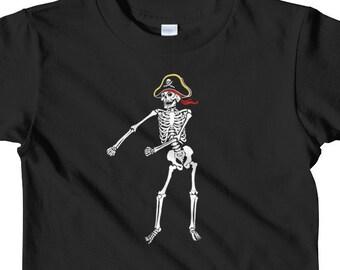 8f7ee8fe Floss Dance Shirt Pirate Skeleton Floss Dance Image Do The Floss Dancing Skeleton  Flossing Tee Floss Like A Boss T-Shirt Pirate Shirts Gifts