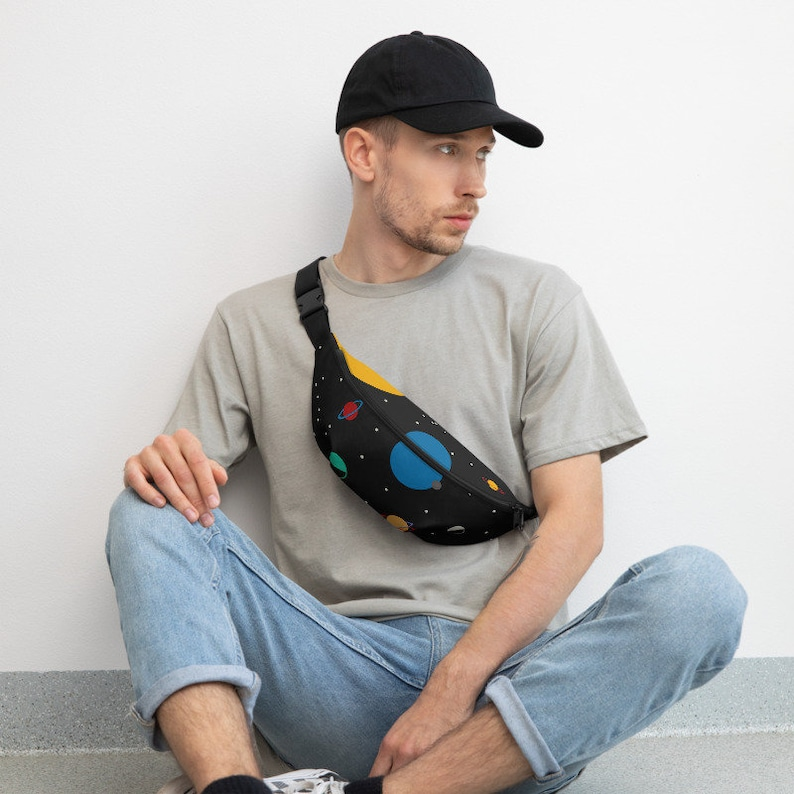 Outer Space Fanny pack
