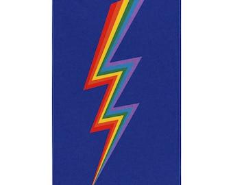 Flag Rainbow Thunder