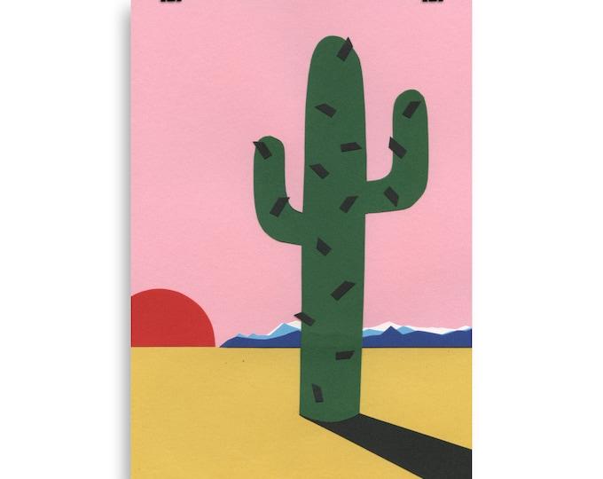 Poster Art Print Illustration - Sierra Nevada Rosi Feist