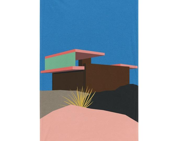 Flag Kaufmann Desert House