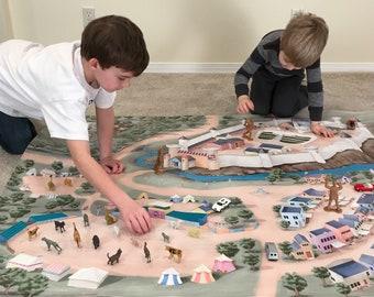 Quest Realm Children's Play Mat