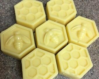 Natural Homemade Beeswax Melts