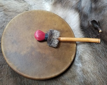 Moose Hide Shaman Drum