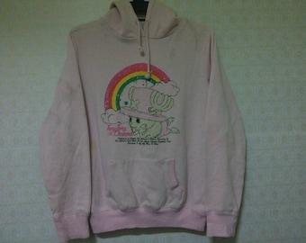 One Piece Sweatshirt Hoodies Tony Chopper Character Pink Colour