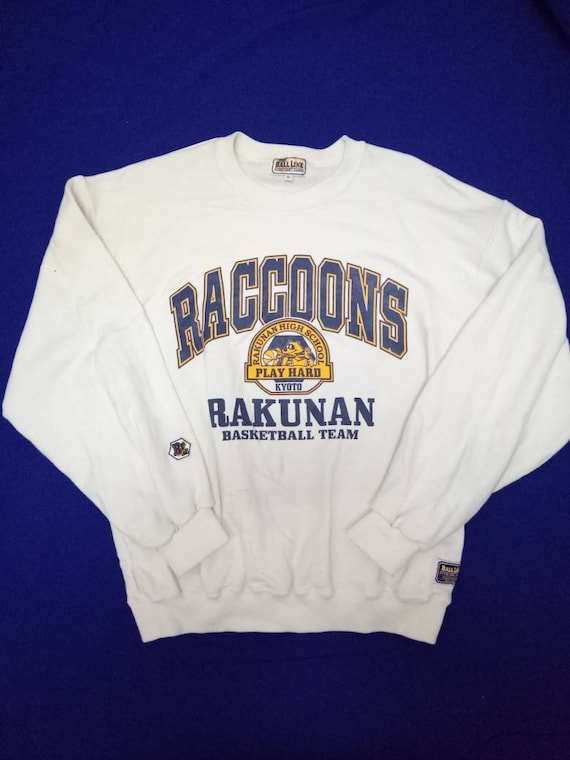 Vintage Rakunan High School Basketball Team Sweats