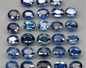 Blue Madagascar  Sapphires ...... a2890 1.9 mm 2.1  mm     ..... 10  pieces ....