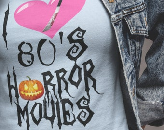 80s horror | Etsy