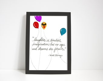Mary Poppins Movie Quote Disney Quote Mary Poppins Saying Etsy