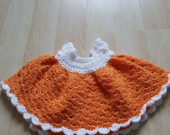 0-3months baby dress