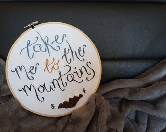 """Hand embroidery 