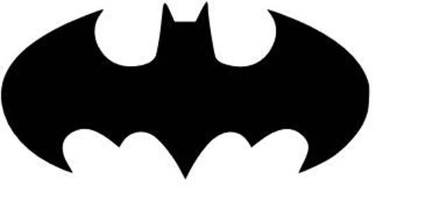 Batman Bat Symbol Svg Cutting File Etsy