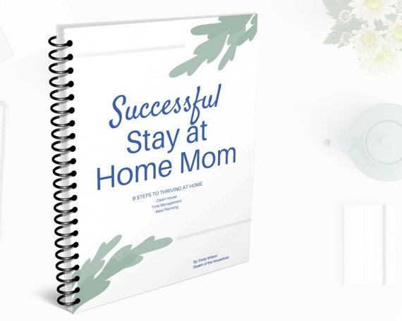 Successful Stay at Home Mom  Stay at Home Mom Printable