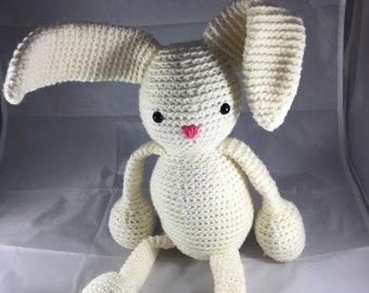Rachel the Bunny (Stuffed Animal)