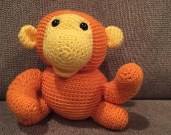 Mango the Orangutan (Stuffed Animal)