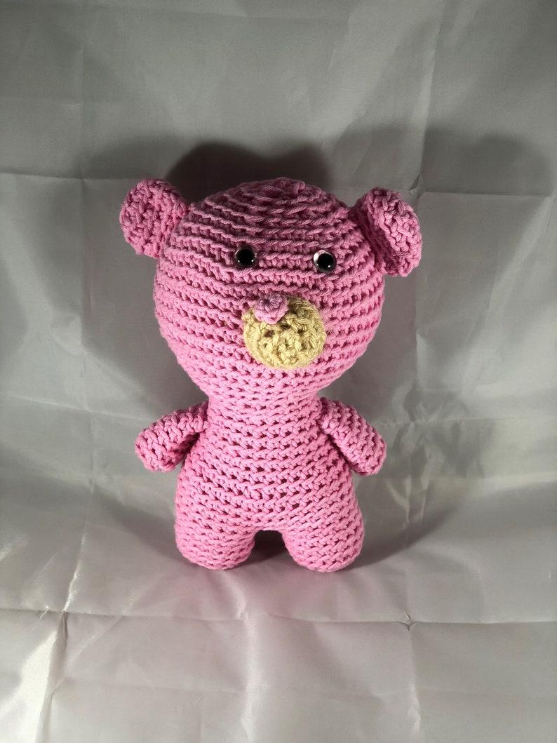Stuffed Animal Bently the Bear