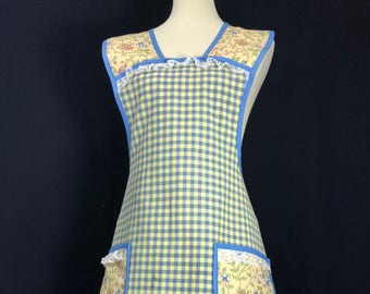 Vintage Style Maid Apron for Women