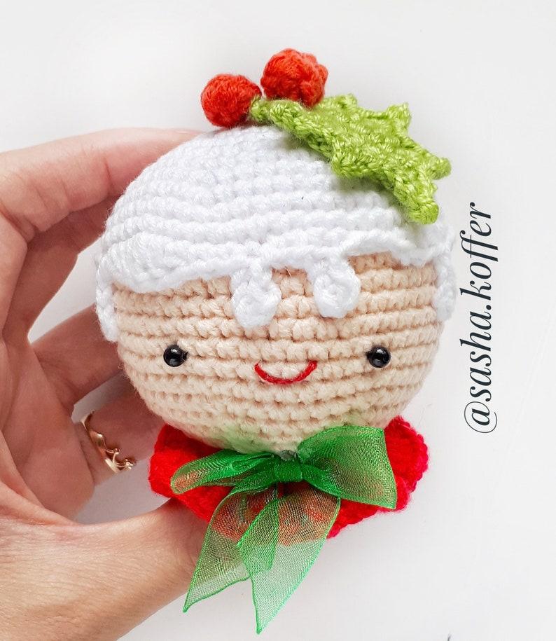 christmas crochet pattern pdf tutorial christmas gift, set of 3 toys Christmas ornaments christmas decor christmas pattern