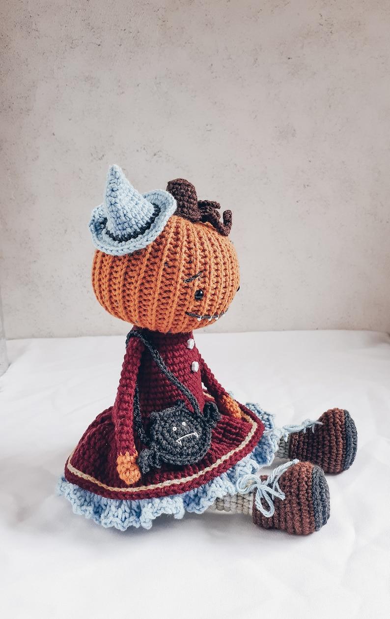 amigurumi doll crochet pattern by sasha koffer image 0
