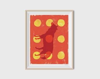 What you want print, fine art print, illustration, homedecor ideas