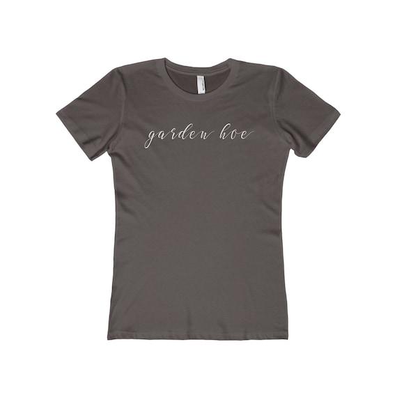 a76decac Women's Garden Hoe TShirt Gardening Shirt Garden Lover | Etsy