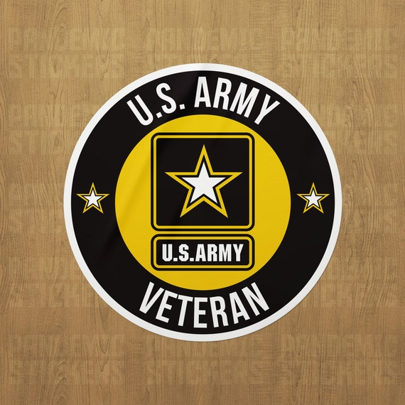 Vietnam Veteran Proud Sticker Vinyl Decal Military Navy Son Mom Dad Laptop Car