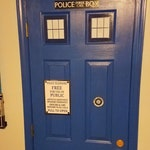 Tardis Door Kit (3d Printed Doctor Who)