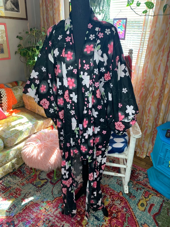 Cherry Blossom Kimono