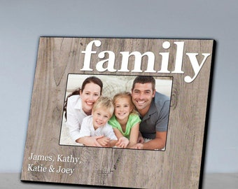 Family Frames Etsy