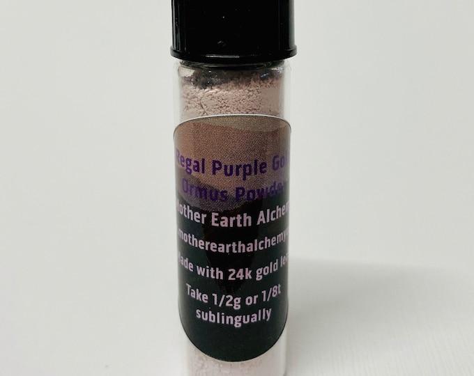 Regal Purple Gold Ormus Powder