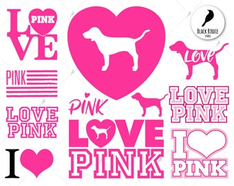 0e1241040eb Victoria secret pink svg