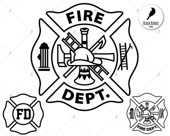 Feuer Feuerwehrmann Svg Feuerwehr Svg Fd Svg Feuerwehrmann Etsy